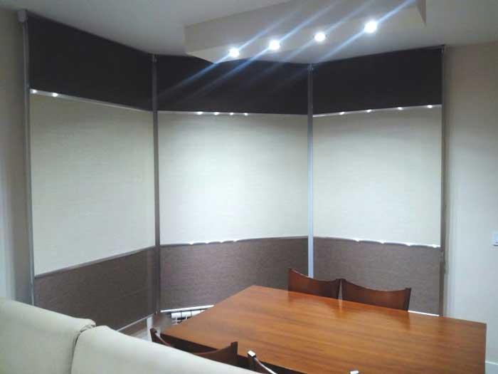 Estores enrollables screen en alcala de henares torrejon de ardoz corredor del henares - Estores enrollables madrid ...